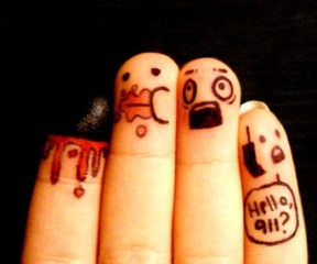 Hungry finger