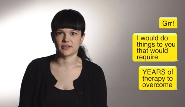 Women Read Real Messages From Grindr and Scruff