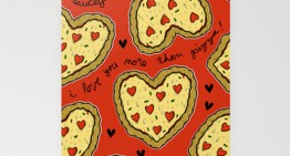 Get it while it's hot! Valentine's For Pizza Lovers