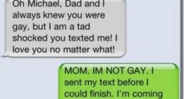 Our Top 10 Mum Text Fails