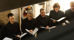 London LGBT choir celebrates same-sex marriage