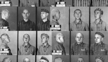 Haunting Pictures Taken of Gay Men Imprisoned at Auschwitz