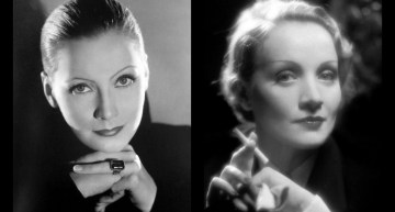 Marlene Dietrich and Greta Garbo TV Series to Focus on the Golden Age of Hollywood