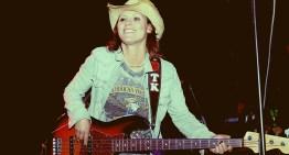 Kristen Henderson, Outspoken Bassist of Antigone Rising