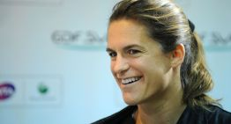 Amélie Mauresmo Faces a Wave of Homophobic Comment After Announcing She is Expecting Her First Child