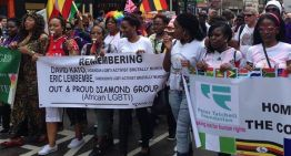 Protest in London for Ugandan Lesbian Asylum Seeker due to be Deported Sunday