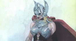 Marvel Reveals Thor will be Made a Woman in Upcoming Comic Book Series