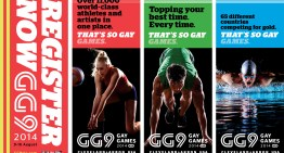 Cleveland's Gay Games Adverts Looks to Reclaim the Phrase #ThatsSoGay
