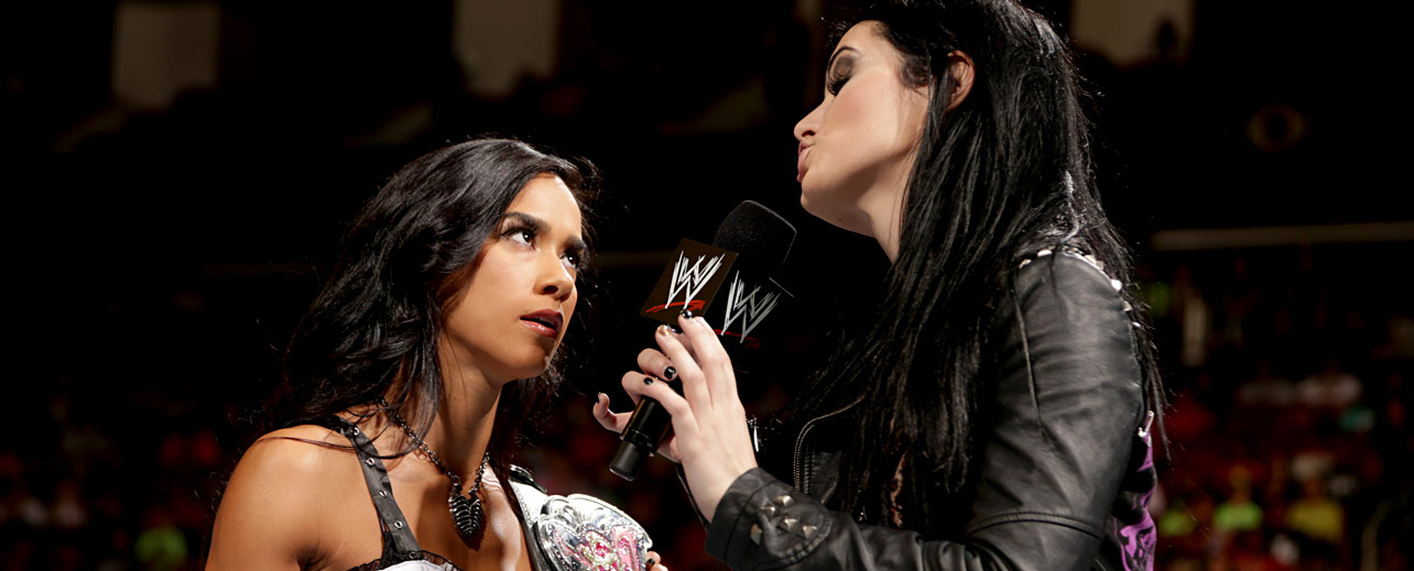 Could WWE Be Edging Closer to Lesbian Storyline?