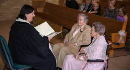 Watch : Heartfelt Interview With Lesbian Couple Who have Been together 72 Years