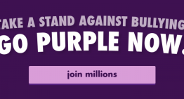 Millions to Dress in Purple Today, to Mark the Fifth Annual #SpiritDay
