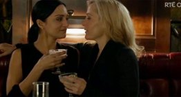 Spoiler Alert | Must Watch, the Good Wife's Archie Panjabi and Gillian Anderson Locking Lips in EP3 of 'The Fall'