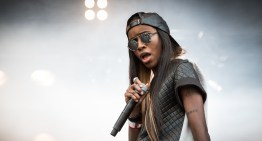 Rapper Angel Haze Records Coming Out Freestyle to 'Same Love' Beat.