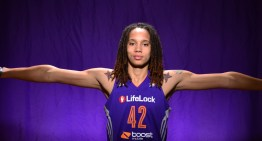 WNBA's Brittney Griner Named Female Athlete of 2014 by Outsports