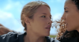 Movie 'Happy End' Has Law-Breaking, Loss and Lesbian Love