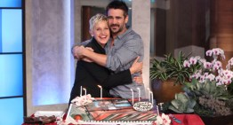 LGBT Ally, Colin Farrell Gets Full Support From Ellen DeGeneres As She Tweets Praise
