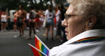 Befriending Scheme For Older Lesbians Is Launched In The UK