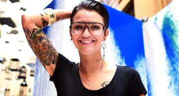 Maybelline Ambassador, Ruby Rose Addresses The stereotype That Lesbians Don't Wear Makeup