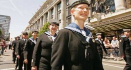 Gay, Lesbian and Bisexual UK Servicemen And Women Are Now Willingly Out Themselves On Their Military Records