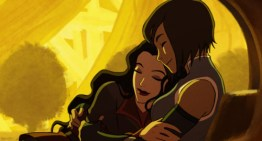 Legend of Korra – Korrasami Lesbian Artwork Revealed by Show Creator