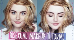 The Bisexual Makeup Tutorial – Tearing Down The Stereotypes Associated With Being Bi