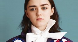 The Game of Thrones Anarchist, Maisie Williams Leads a New Army of British Creatives In Dazed magazine