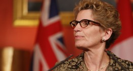 Canada's First Lesbian Premier, Kathleen Wynne, Speaks Up About Discrimination