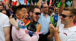 Congratulations America, US Supreme Court Rules Same-Sex Marriage is Legal Nationwide