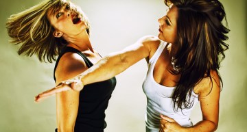 What Lesbians Couples Fight About (Video)