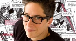 Cartoonist Alison Bechdel Countered Dad's Secrecy About His Sexuality By Always Being Open About Hers