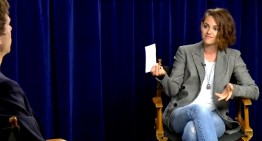 Perfect Parody | Kristen Stewart Puts Jesse Eisenberg On the Spot in Ultra Awkward Interview (Video)