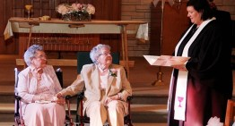Love Wins: Lesbian Couple Celebrate Their First Wedding Anniversary After 73 Years Together