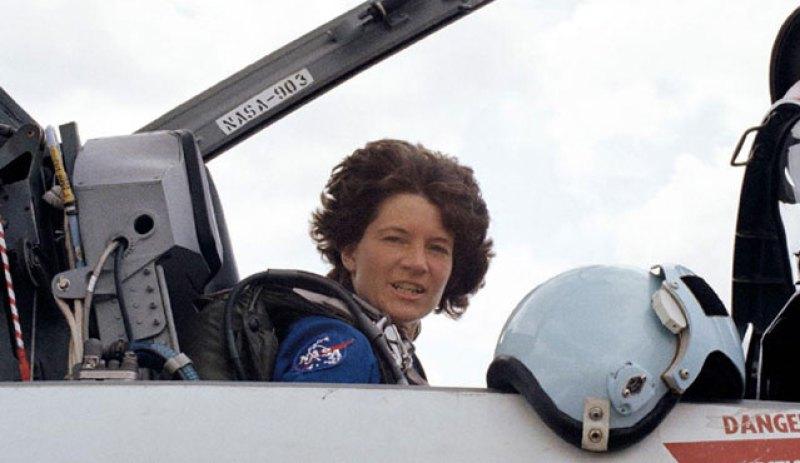 Sally Ride, astronaut