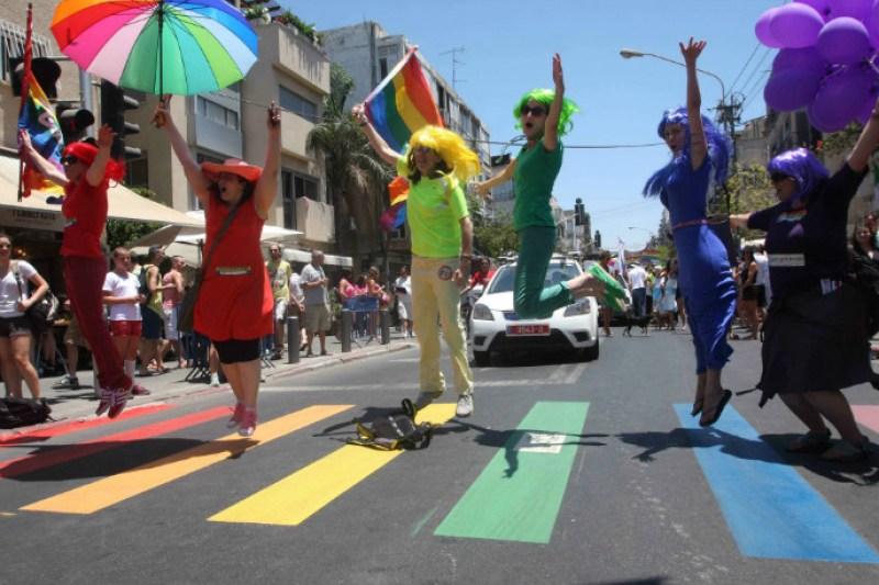 Tel Aviv Pride Week 01