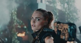 Cara Delevingne Kicks Ass In New Call of Duty: Black Ops III Trailer