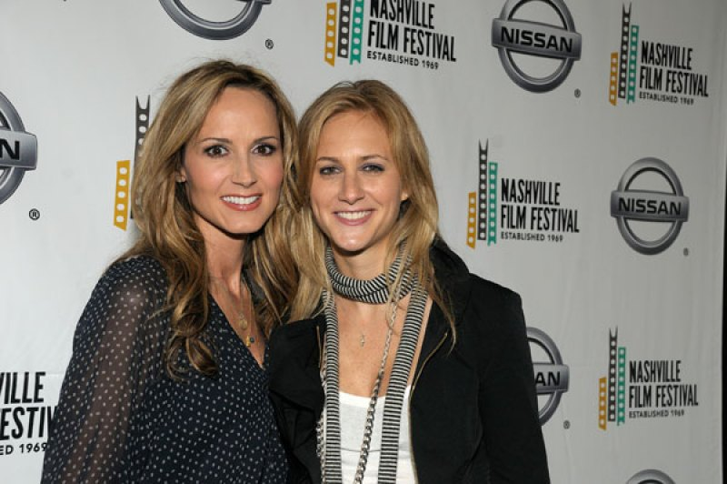 Lauren Blitzer and Chely Wright