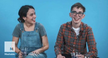 Wonderful: Lesbians Speculate 'Wildly' About Straight Sex (Video)