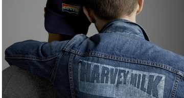 Levi's Partners With Harvey Milk Foundation For Gender-Neutral Collection
