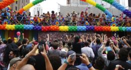 Sao Paolo Hosts The World's Biggest Pride Parade As Hundreds Of Thousands Turn Out To March
