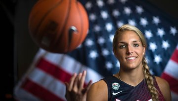 US Olympic Basketball Star, Elena Delle Donne, Reveals She Is Gay