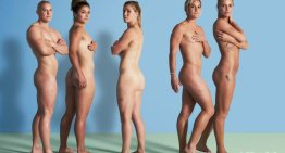 Body Positive: Female Olympians Pose Nude To Celebrate Their Bodies That Got Them To Rio.