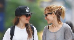 Ellen Page Has Started Shooting For Her New Lesbian Film 'Mercy' With Kate Mara