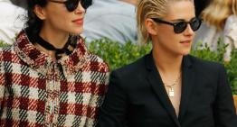 Kristen Stewart Makes First Public Appearance With St Vincent