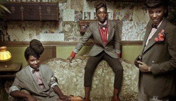 Female Black Dandies, And Redefining Masculinities