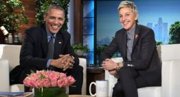 Obama Awards Ellen DeGeneres Presidential Medal Of Freedom