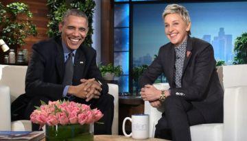 Obama Awards Ellen DeGeneres Presidential Medal Of Freedom