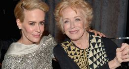 Holland Taylor Talks 32-year Age Gap With Girlfriend Sarah Paulson