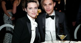 Evan Rachel Wood's Golden Globes Suit Proves Dresses 'Aren't a Requirement'