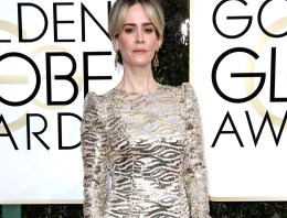 Sarah Paulson Has Officially Earned Her First Golden Globe