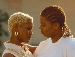 Queen Latifah Says Playing A Lesbian Character Was A 'Hard' Decision